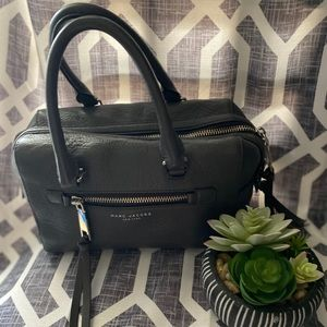 Authentic Marc Jacobs Bauletto leather bag